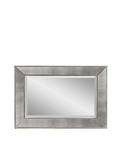 Bassett Mirror Beaded Wall Mirror