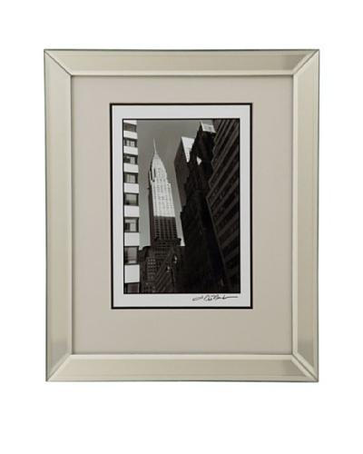 Bassett Mirror Chrysler Building Framed Print