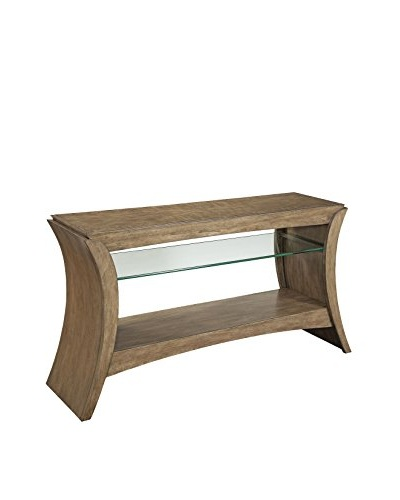 Bassett Mirror Co. Arcos Entertainment Console