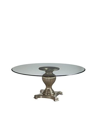 Bassett Mirror Co. Palazzina Round Dining Table