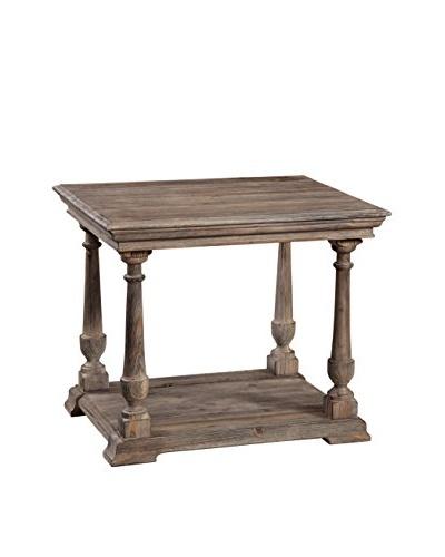 Bassett Mirror Co. Pemberton Rectangular End Table