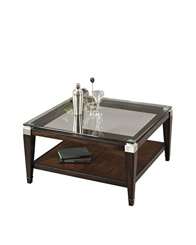 Bassett Mirror Co. Dunhill Square Cocktail Table