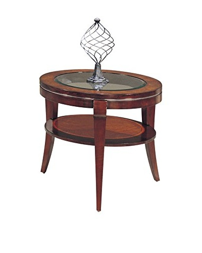 Bassett Mirror Co. Ashland Heights Round End Table