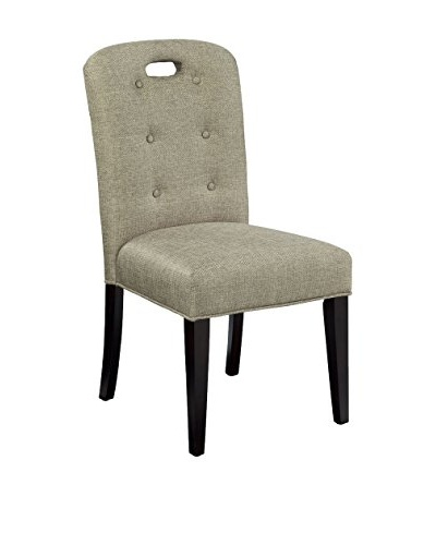 Bassett Mirror Co. Bartlett Slotback Parsons Chair