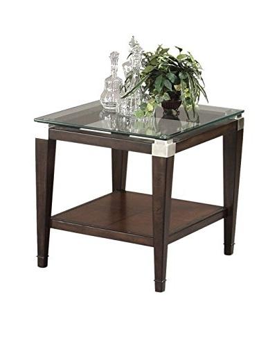 Bassett Mirror Co. Dunhill Rectangular End Table
