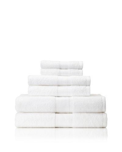 Terrisol 6-Piece MicroCotton Bath Towel Set