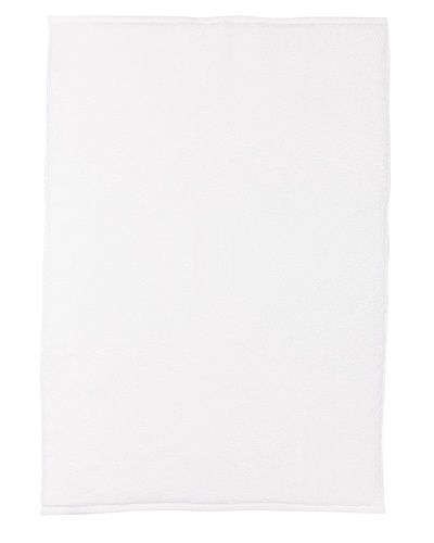 Terrisol The Finest Rug, White, Large