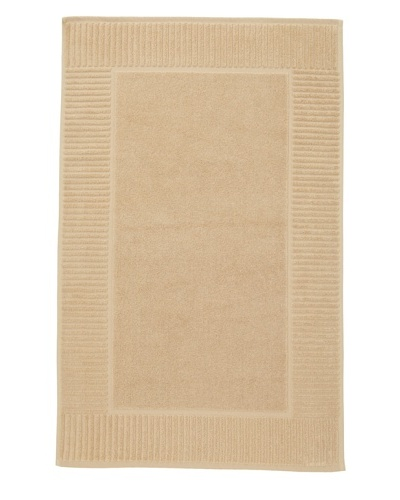 Chortex Oxford Bath Mat, Linen, 22 x 36