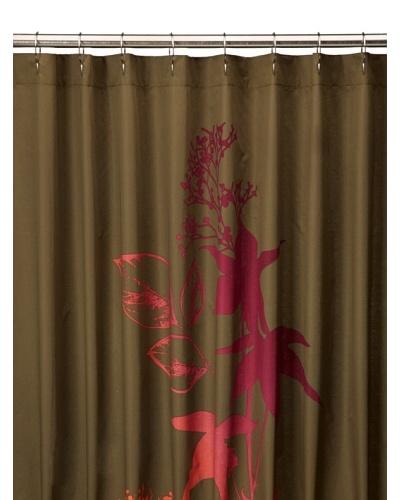 Blissliving Home Corina Shower Curtain, Multi, 72 x 72