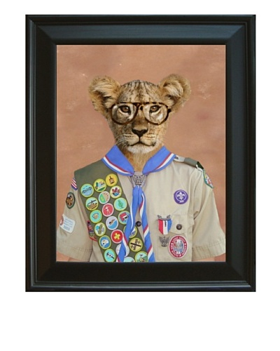 Beat Up Creations Scott the Scout, Lion Cub