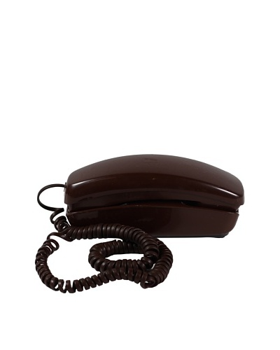 Bell Systems Vintage Telephone, Brown