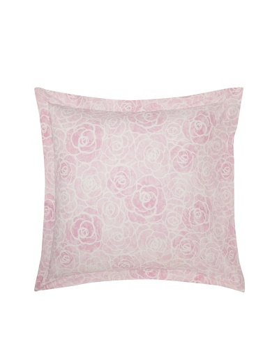 Bella Letto Michelle Euro Sham, Pink
