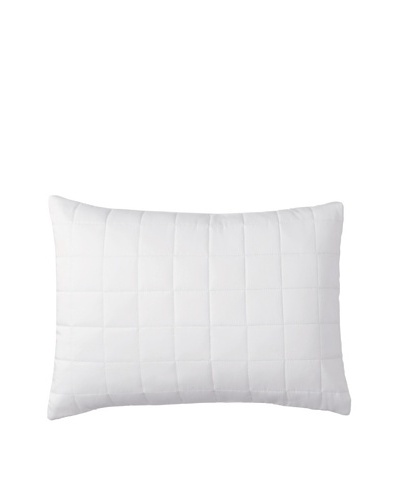Belle Époque Sensation Boudoir Sham, White