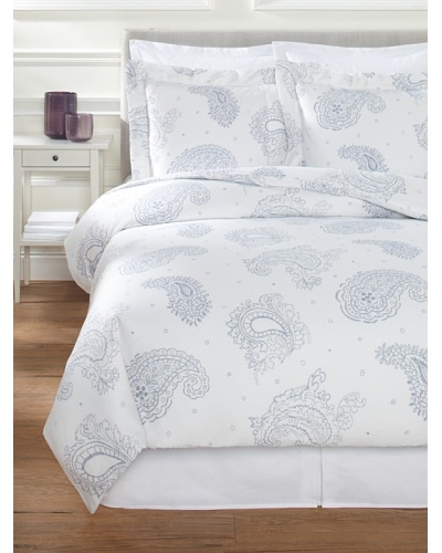 Belle Époque Paisley Sateen Mini Duvet Set