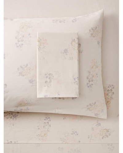 Belle Époque Floral Percale Sheet Set