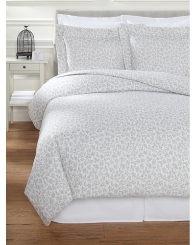 Belle Époque Harmonie Mini Floral Duvet Set