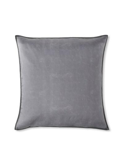 Belle Epoque Eternal Pillow Sham, Grey, Euro