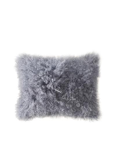 Belle Epoque Mongolian Lamb Boudoir Pillow