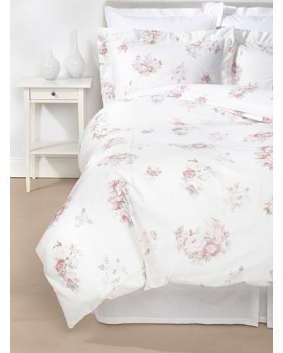 Belle Epoque Rose-Print Duvet Cover Set