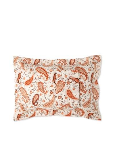 Belle Epoque Set of 2 Valencia Paisley Pillow Shams