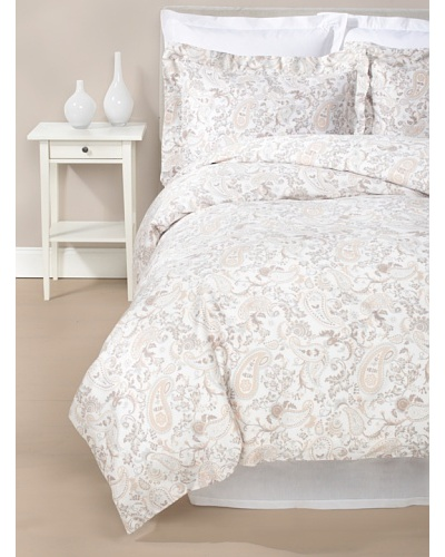 Belle Epoque Pink Paisley Duvet Cover Set