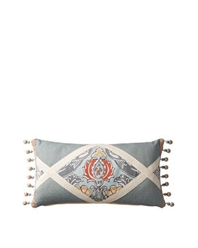 Belmont Home Bungalow Decorative Pillow, Ocean/Natural