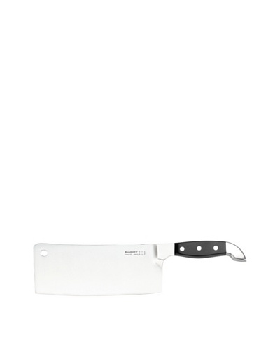 "BergHOFF Orion Meat Cleaver, Silver/Black, 6.5""As You See"