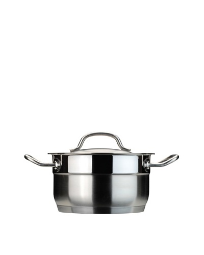 BergHOFF Hotel Line Covered Casserole, 2.6-Qt.