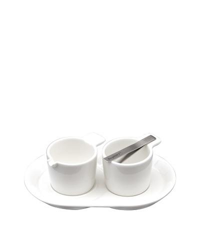 BergHOFF Neo 4-Piece Cream & Sugar Set, White