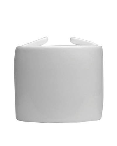 BergHOFF Concavo Covered Jam Jar, White, 3.25''