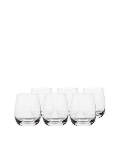 BergHOFF Set of 6 Chateau 2.3-Oz. Shot Glasses