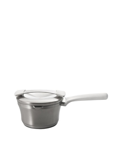 "BergHOFF Auriga Stainless Steel 6.25"" Covered Sauce Pan"