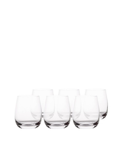 BergHOFF Set of 6 Chateau 15.5-Oz. Whisky Glasses