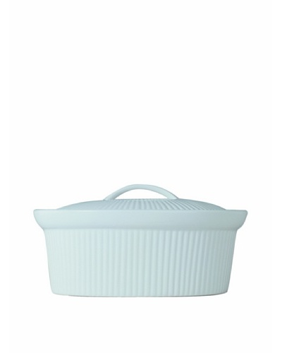 BergHOFF Bianco Oval Covered Casserole