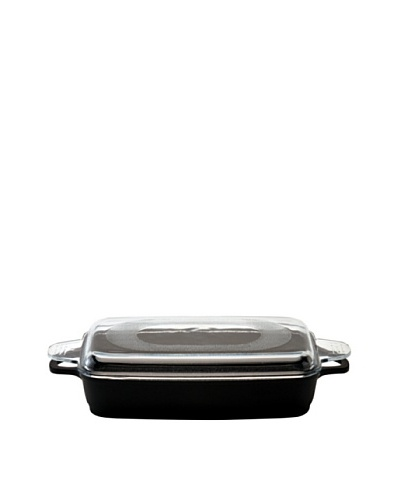 BergHOFF Scala Roast Pan, Black, 4-Qt.
