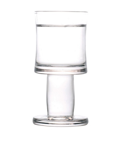 BergHOFF Set of 4 Concavo Vodka Glasses, 1.7-Oz.
