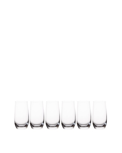 BergHOFF Set of 6 Chateau Mix Drink Glasses