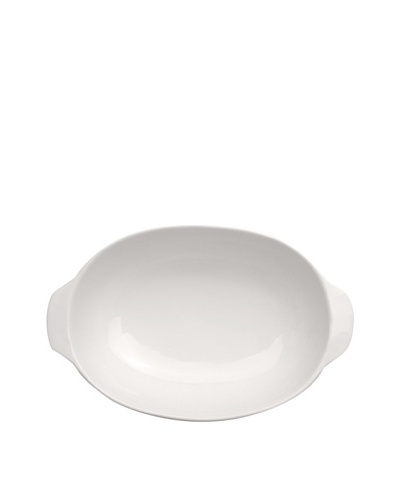 BergHOFF Bianco Oval Baking Dish, White