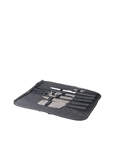 BergHOFF Eclipse 9-Piece Knife Set W/Folding Bag
