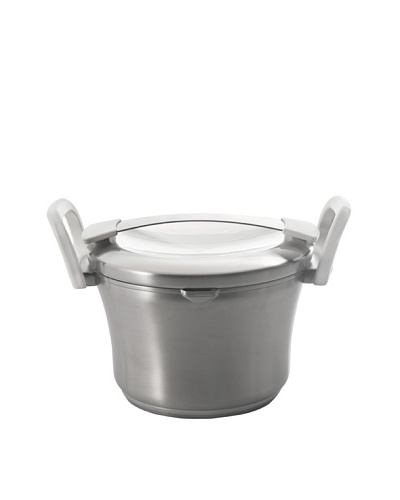 BergHOFF Auriga Stainless Steel 8 Covered Casserole