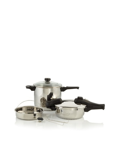 BergHOFF 7-Piece Pressure Cooker Set
