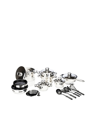BergHOFF Cook & Co. 27-Piece Cookware Set