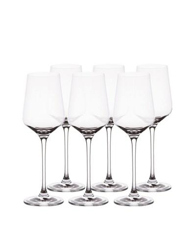 BergHOFF Set of 6 Chateau 12-Oz. White Wine Glasses