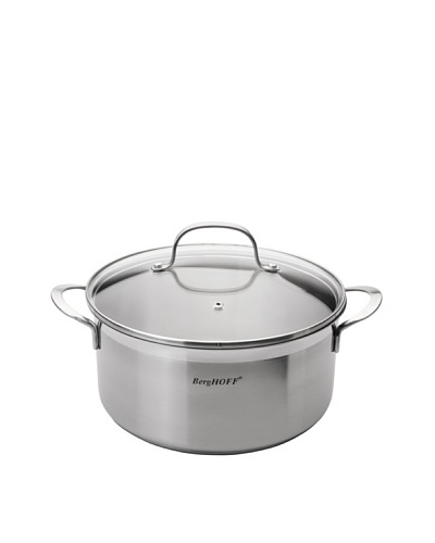 "BergHOFF Bistro 9.5"" Covered Stockpot"