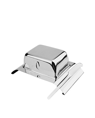 BergHOFF Combo Stainless Steel Butter Dish with Knife