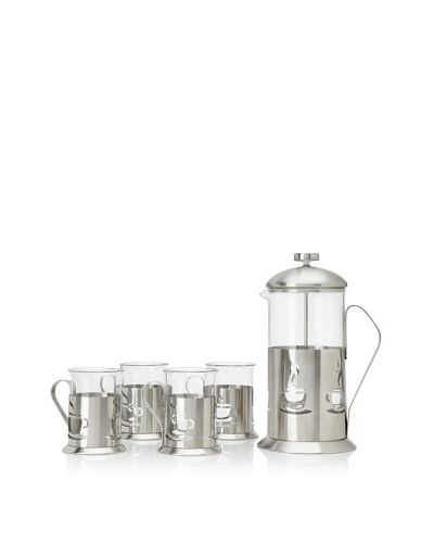BergHOFF 5-Piece Coffee Press Set