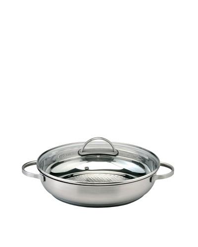 """BergHOFF Nameta Stainless Steel Fry/Serving Pan, 11"""""""