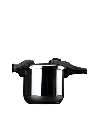 BergHOFF Zeno 6-Qt. Pressure Cooker, Silver/Black