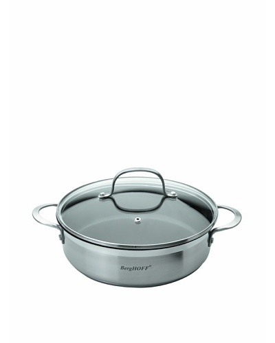 "BergHOFF Bistro 9.5"" Covered Deep Skillet"