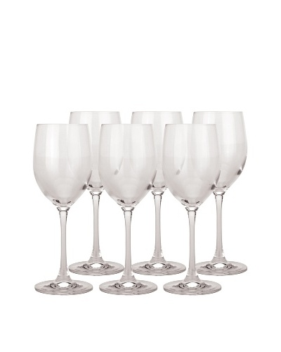 BergHOFF Set of 6 8-Oz. Wine Glasses